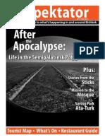 The Spektator Issue 17