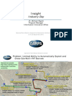 DARPA Insight Industry Day Briefing