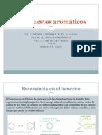compuestos aromaticos benceno