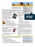 May Newsletter Final 5.4.2011 First 3 Pages