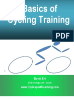 Basics of Cycling Training