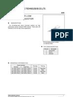 Datasheet Xl1225