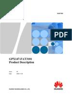 FDP(3101) Product Description