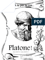 A tu per tu con Platone