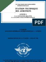 ANNEXE  6 EXPLOITATION TECHNIQUE DES AÉRONEFS 2 AVIATION GÉN