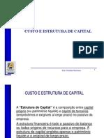 Custo de Capital 2010.2