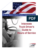 Fmcsa Guide to Hos