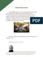 Personajes y Científicos Mexicanos Destacados