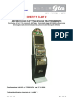 Manuale Cherry Slot 2