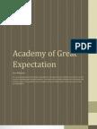 Academy of Great Expectations -Infallible Word of Faith Church