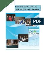 Boletin de Indicadores Del Sistema Nacional de Salud 2009