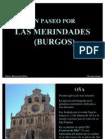LAS MERINDADES, BURGOS