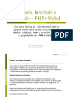 Tutorial Php My Admin