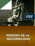 Nacionalidad de Personas Morales