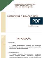 HIDRODESSULFURIZAÇÃO (HDS) Novo