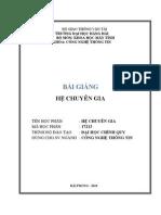 Bai Giang He Chuyen Gia