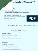 FormatarInstalarXP