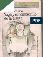 Yaga y el Hombrecillo de la Flauta. Irina Korschunow. Ilus
