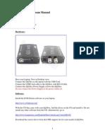 QQ Box DVB Dream Manual
