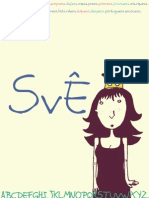 Poster Sve Font