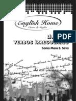 Inglês - Lista de verbos irregulares
