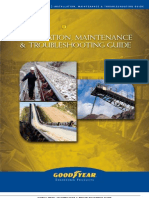 Conveyor Belt Maintenance Manual 2010