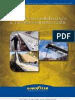 Conveyor Belt Maintenance Manual 2010