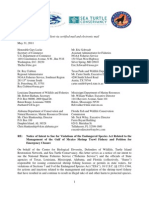Intent to Sue Shrimp Trawl Notice 2011-05-31