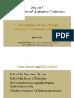 Region 5 Fundraising Presentation PPT