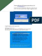 Belajar Mereset Password Dengan System Rescue CD