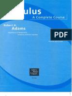 Calculus Adam)