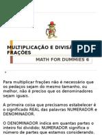 Math for Dummies 6