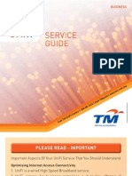 TM Unifi BIZ_BI_ Service Guide_v3.4
