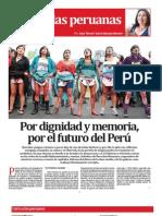 Carta a las peruanas