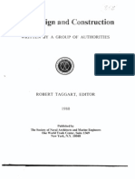 Ship Design and Construction - Robert Taggart