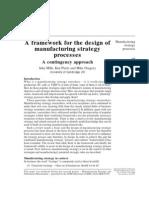 A Framework[1]