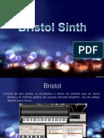 Bristol synth