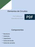 Elementos de Circuitos