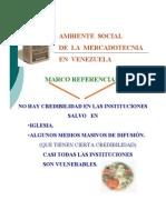Ambiente Social de La Mercadotecnia