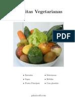 Receitas Vegetarias GALAXIAALFA