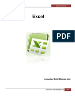 Manual Curso de Excel