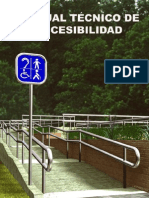Manual Tecnico de Accesibilidad - DF - Seduvi