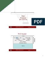 Ipv6 Protocol