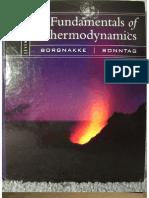 Fundamentals of Thermodynamics, 7th Edition - Borgnakke Sonntag [eBook]