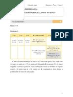 2010 - Volume 3 - Caderno do Aluno - Ensino Médio - 2ª Série - Matemática