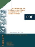 Comercialización de Productos de Origen Agropecuario o Agroindustial