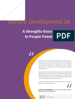 Nurture Development UK General Brochure