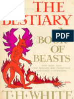 The Bestiary a Book of Beasts Illustrated)