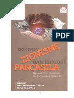 Doktrin Zionisme Dan Ideologi Pancasila