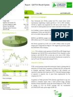Tata Chemicals Ltd - Q4 FY11 Result Update
